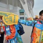 Волонтерское движение Паралимпиады-2014 и опыт формирования безбарьерной среды в Сочи: рассказ участника