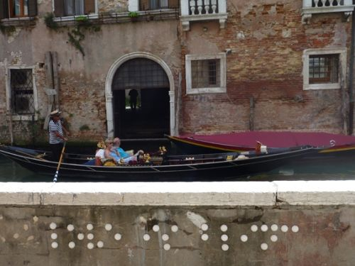 """Любовь слепа», Венеция, 2010 ("" Love is blind"" - Venise - 2010 )"