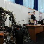 Российские ученые разработали экзоскелет, увеличивающий физические возможности человека