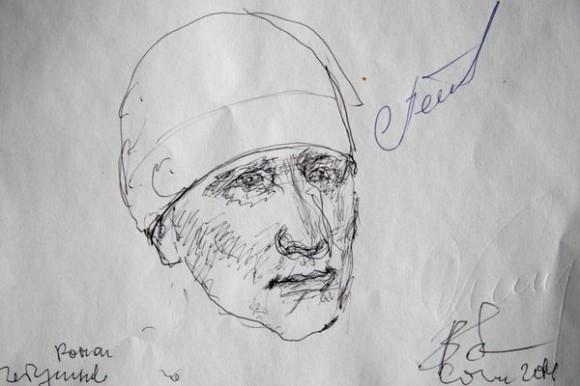 Роман Петушков - рисунок