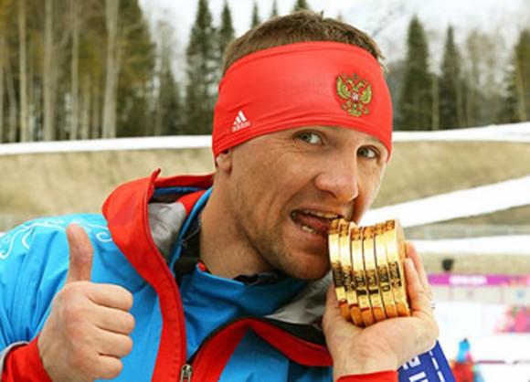 Золотой Петушков и его медали