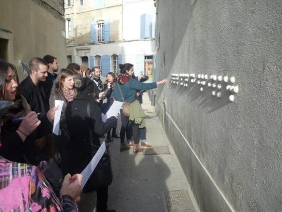 Подпись: Фестиваль современного искусства в г. Арль, Франция