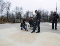 В «Останкино» появится уникальная спортивная площадка для инвалидов