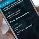 Samsung Galaxy S5 для людей с ограниченными возможностями