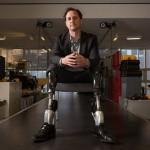 Бионические протезы из МТИ возвращают естественную походку