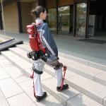 Power Loader Light Ninja: Экзоскелет для людей с инвалидностью