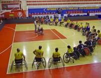 Звезда баскетбола из США Лоуренс Джонсон провел мастер-класс для колясочников Приморья