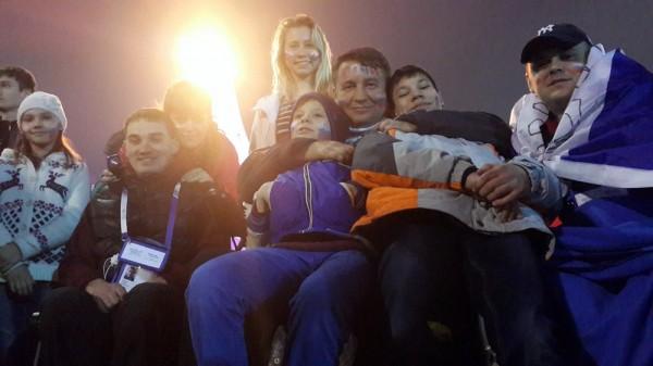 Михаил Теслюк: «В Сочи люди были веселыми и сплоченными»