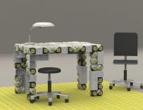 Ученые создают умную мебель будущего