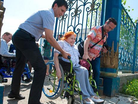 В Казани 8% населения относятся к категории людей с ограниченными возможностями
