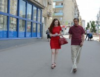 Путешествие на ощупь. Жизнь незрячего в российском городе