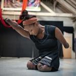Киэйра Бринкли: Можно ли танцевать без рук и ног?