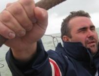 Слепой яхтсмен едет на регату