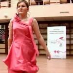 В Томске устроили показ моды для людей с ограниченными возможностями