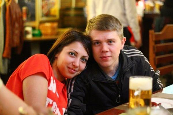 Виталий и Ульяна
