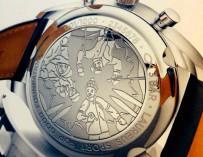 Рисунок российской школьницы украсит швейцарские часы