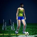 Подросток в экзоскелете откроет чемпионат мира по футболу