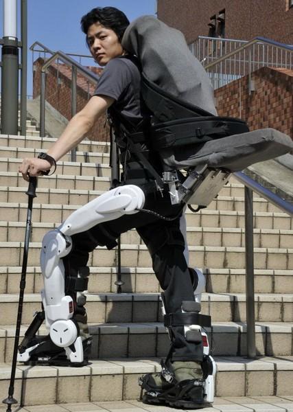 Медицинский экзоскелет Hybrid Assistive Limb