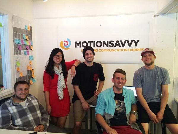 Коллектив MotionSavvy (фото: techurls.com).