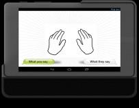 MotionSavvy: планшет для глухонемых с распознаванием жестов