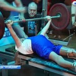 Петербургские инвалиды взялись за штанги