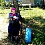 «Cтаринная» бабушка Катя