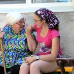 Бабушка-ребенок