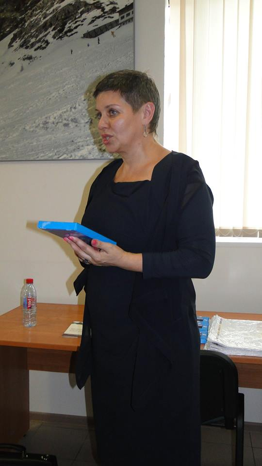 Мария Кулик