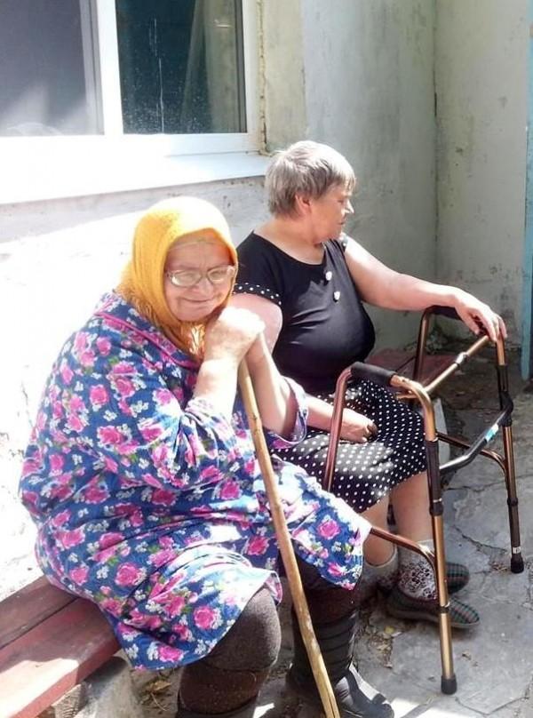 Фото бабушек в очко 14 фотография