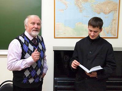 Преподавание в семинарии