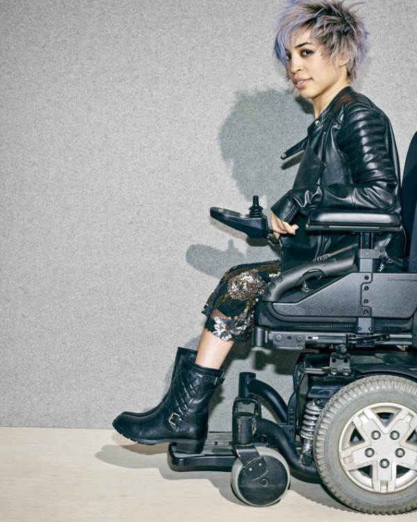 Fashion-Nordstrom Disabled Models