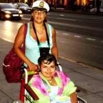 С двух лет Юлия из Великого Новгорода в инвалидной коляске, но она нашла любимого