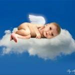 Опечаленный отец попросил пользователей интернета отфотошопить снимок его дочери, которая умерла через 6 недель после рождения