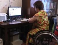 Женщина-инвалид из Горловки попросила Путина помочь с переездом в РФ