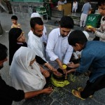 В Индии запустили аналог акции Ice Bucket Challenge