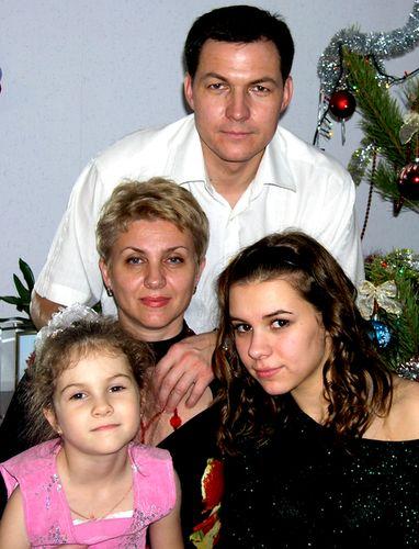 Эльвира и ее семья