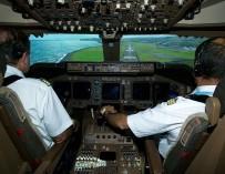 Во время полета у капитана самолета отвалилась рука