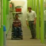 Разработана инвалидная коляска, управляемая взглядом пациента