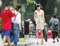Интернет-пользователи назвали девушку «Восточной Венерой»