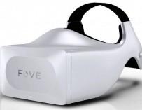 Fove – первый шлем VR с управлением взглядом