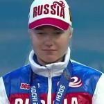 Паралимпийская чемпионка Александра Францева