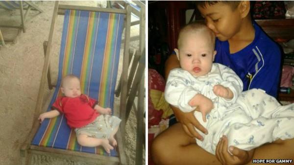 Родной и суррогатный ребенок Паттарамон Чанбуа
