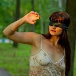 Монолог слепой девушки