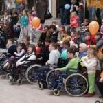 На детей-инвалидов больше денег нет