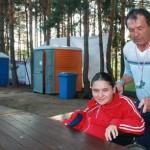 Девушка на инвалидной коляске, от которой «спасли» Путина в Челябинске, собирается в столицу
