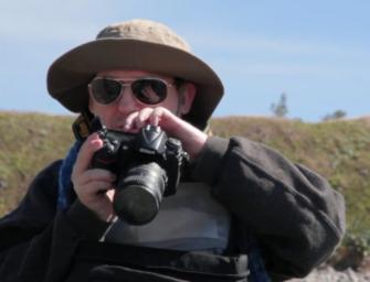 Слепой фотограф смог «увидеть» свои работы благодаря 3D-печати