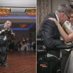 Парализованный британец благодаря костюму-экзоскелету смог стоя произнести речь на свадьбе дочери
