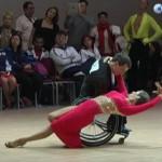 Питерские танцоры на колясках дали фору соперникам из Мексики и Гонконга