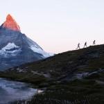 Параолимпиец на протезе пробежал уникальный маршрут в горах Камчатки