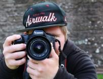 Фотограф с синдромом Дауна: особый взгляд